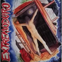 """EXTREMODURO """"Deltoya"""" LP + CD."""