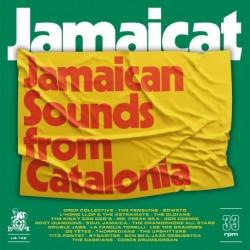 "VV.AA. ""Jamaicat: Jamaican Sounds From Catalonia"" CD."