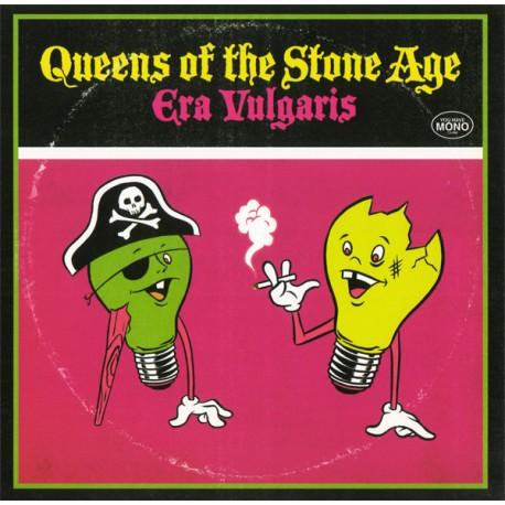 """QUEENS OF THE STONE AGE """"Era Vulgaris"""" CD."""