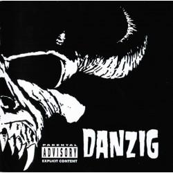 "DANZIG ""Danzig"" CD."