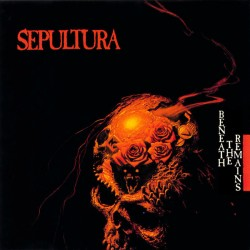 "SEPULTURA ""Beneath The Remains"" CD + Bonus."