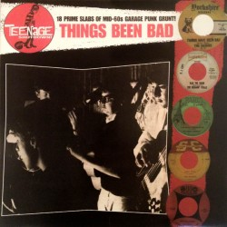 "VV.AA. ""Teenage Shutdown: Things Been Bad"" LP."