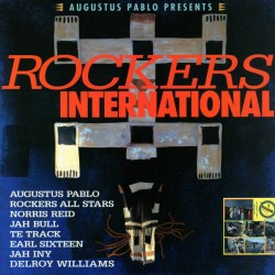 "AUGUSTUS PABLO ""Rockers International"" LP."