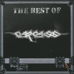 """CARCASS """"The Best Of Carcass"""" CD."""