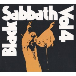 "BLACK SABBATH ""Volume 4"" CD Digipack."