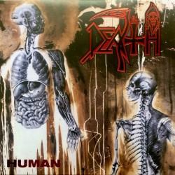 "DEATH ""Human"" LP."
