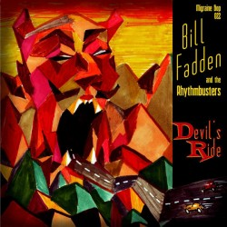 "BILLA FADDEN & THE RHYTHMBUSTERS ""Devil's Ride"" SG 7"""