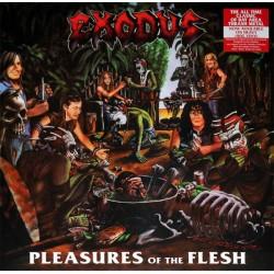 "EXODUS ""Pleasures Of The Flesh"" LP 180GR."
