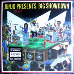 "HENRY ""JUNJO"" LAWES ""Big Showdown"" 2LP."