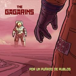 """GAGARINS """"Por Un Puñado De Rublos"""" LP."""