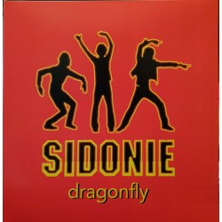 "SIDONIE ""Dragonfly"" LP Color."