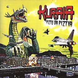 """KURAIA """"Piztu Da Piztia"""" LP."""