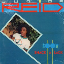 "JUNIOR REID ""Boom Shack A Lack"" LP."