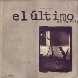 """EL ÚLTIMO DE LA FILA """"Astronomía Razonable"""" LP+CD."""