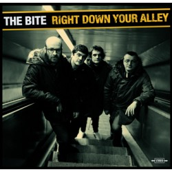 "BITE, The ""Right Down Your Alley"" LP"