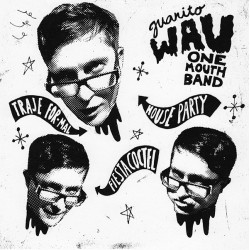"""JUANITO WAU ONE MOUTH BAND """"Reverb Pool"""" SG 7"""" Color."""