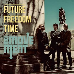 "MOVEMENT ""Future Freedom Time"" CD."