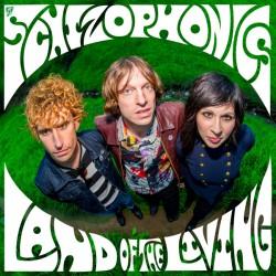 "SCHIZOPHONICS ""Land Of The Living"" LP."