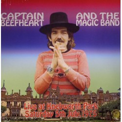 "CAPTAIN BEEFHEART ""Live Knewborth 1975"" LP RSD 2016"
