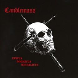 """CANDLEMASS """"Epicus Doomicus Metallicus"""" LP Color."""