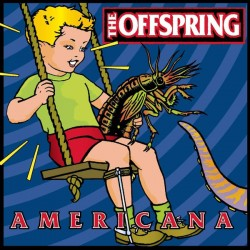 "OFFSPRING ""Americana"" LP."