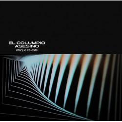 "EL COLUMPIO ASESINO ""Ataque Celeste"" LP Color."