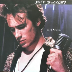 "JEFF BUCKLEY ""Grace"" LP Color Gold."