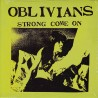 "OBLIVIANS ""Strong Come On"" SG 7"""