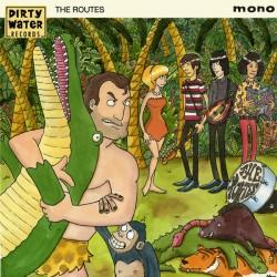 """ROUTES """"Alligator"""" LP."""