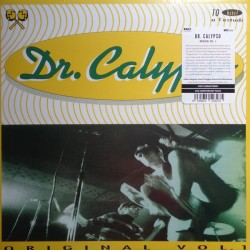 "DR. CALYPSO ""Original Vol. 1"" LP Color."