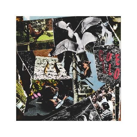 """CUELLO """"Modo Eterno"""" LP Color"""