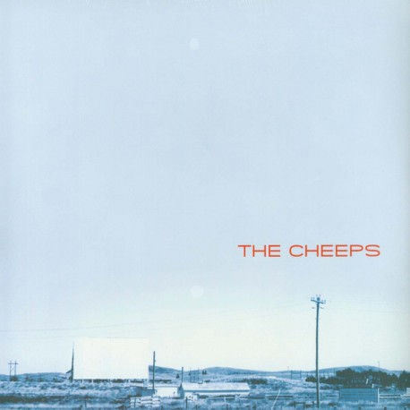 "CHEEPS ""The Cheeps"" LP."