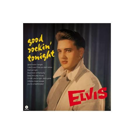 "ELVIS PRESLEY ""Good Rockin' Tonight"" LP"