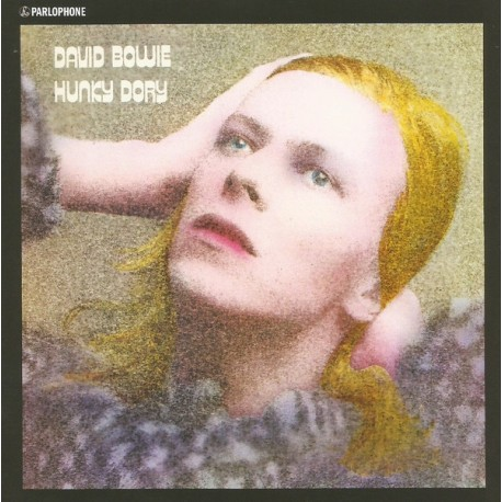 """DAVID BOWIE """"Hunky Dory"""" LP."""
