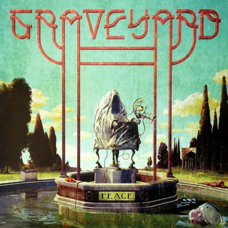 "GRAVEYARD ""Peace"" LP."