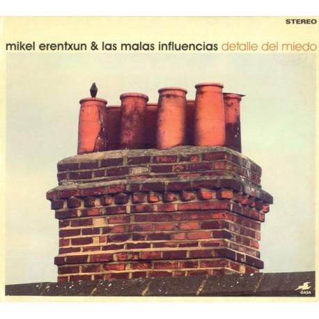 """MIKEL ERENTXUN & LAS MALAS INFLUENCIAS """"S/t"""" 2LP."""