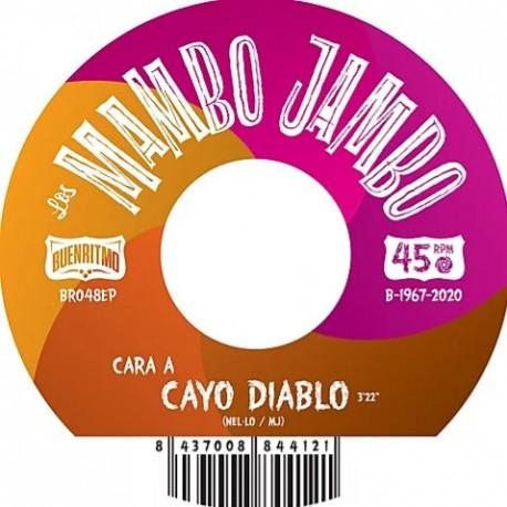 """MAMBO JAMBO """"Cayo Largo"""" SG 7"""""""