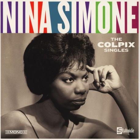 "NINA SIMONE ""The Colpix Singles"" LP."