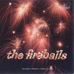 "FIREBALLS ""The Fireballs"" LP"