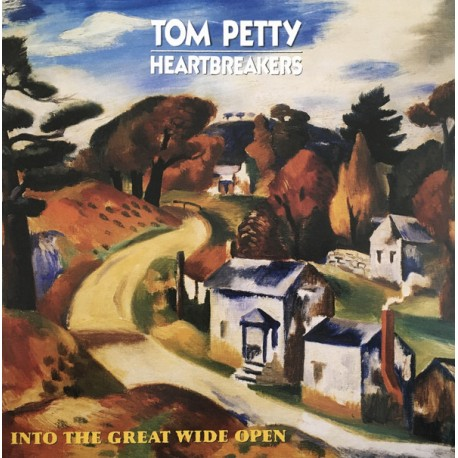 "TOM PETTY & THE HEARTBREAKERS ""Into The Great Wide Open"" LP."
