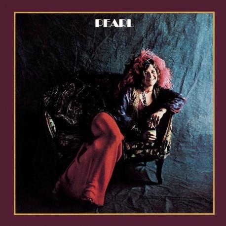 "JANIS JOPLIN ""Pearl"" LP."