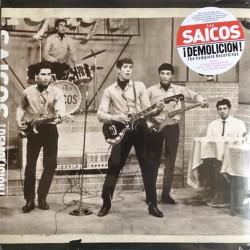 """LOS SAICOS """"Demolición"""" LP."""
