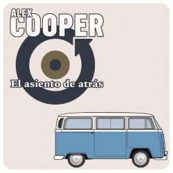 """ALEX COOPER """"El Asiento De Atrás"""" SG 7""""."""