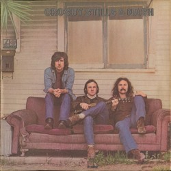 "CROSBY, STILLS & NASH ""Crosby, Stills & Nash"" CD."