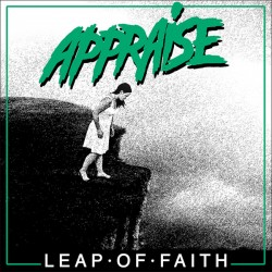 "APPRAISE ""Leap Of Faith"" SG 7"" Color Green."