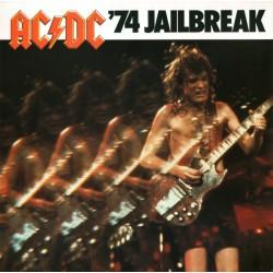 """AC/DC """"'74 Jailbreak"""" LP."""