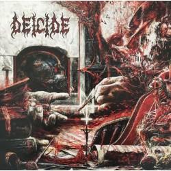 "DEICIDE ""Overtures Of Blasphemy"" LP."