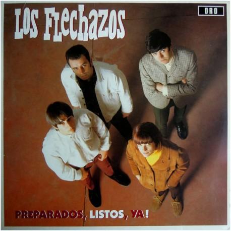 """LOS FLECHAZOS """"Preparados, Listos, Ya!"""" CD."""