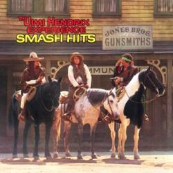 """JIMI HENDRIX EXPERIENCE """"Smash Hits"""" LP"""