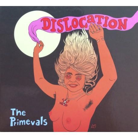 """PRIMEVALS """"Discolation"""" LP."""